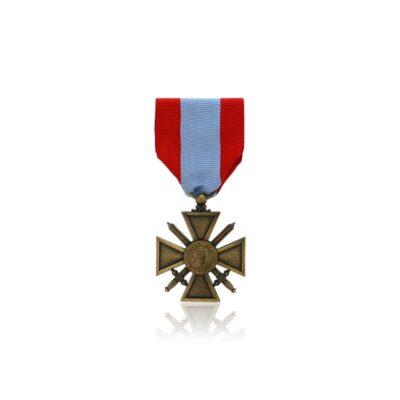 Médaille de la Croix de Guerre - Drago Paris