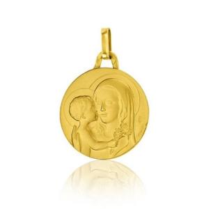 Comment choisir une médaille de baptême de la Vierge ?